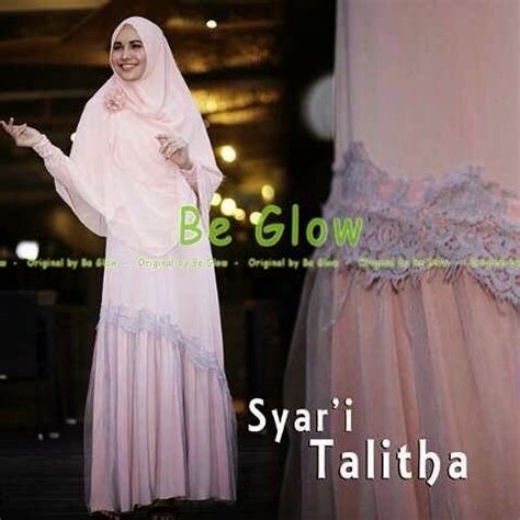 Thalita Salem rumah savana talitha syari by be glow
