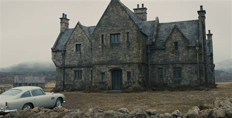 Old World Floor Plans by Skyfall Lodge James Bond Wiki Fandom Powered By Wikia
