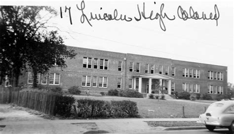 lincoln hill high school rosenwald schools of south carolina an history