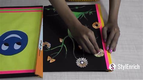 How To Make A Beautiful Handmade Folder - how to make a beautiful handmade folder 28 images