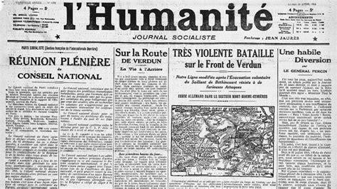 Calendrier Journée Mondiale Verdun 1916 Quand La Presse 233 Tait Censur 233 E Egalite Et