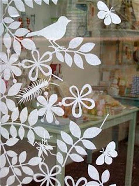 Fensterbilder Weihnachten Für Große Fenster by Die Besten 25 Fensterbilder Ideen Auf Black