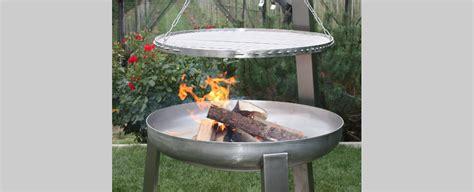 feuerschale grill chromstahl produktdetails gerber motorger 228 te