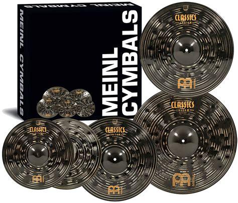Handmade Cymbals - meinl cymbals ccd460 18 classics custom pack bonus