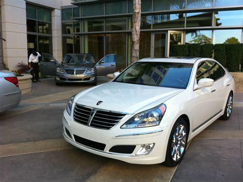 Hyundai Luxury Models by New Premium Showrooms For Genesis And Equus Hyundai Will
