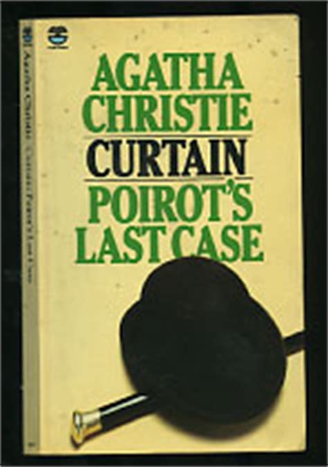 curtain by agatha christie agatha christie books for sale classic mystery fiction