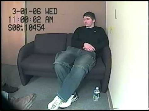 steven avery youtube interview brendan dassey police interview interrogation part 1