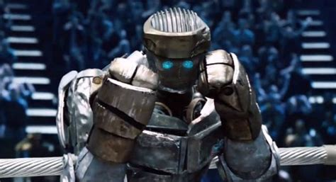 film robot atom review real steel the reel bits