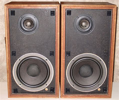 vintage radio shack speakers optimus 2b cat no 40 2023a for sale canuck audio mart
