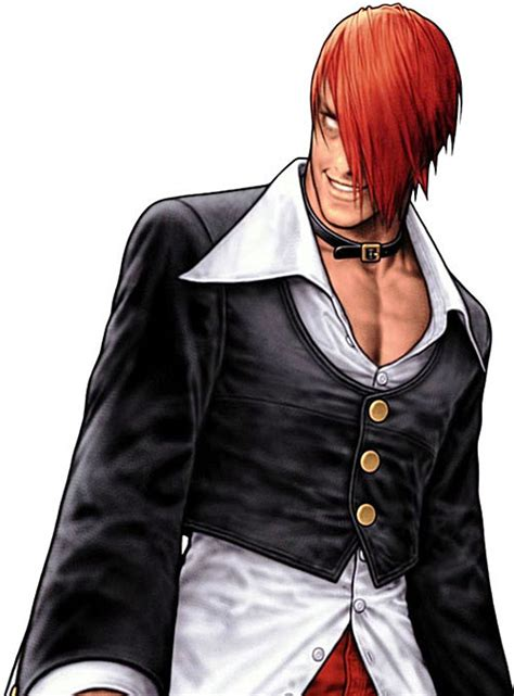 iori yagami king of fighters iori yagami king of fighters unbrindled instinct