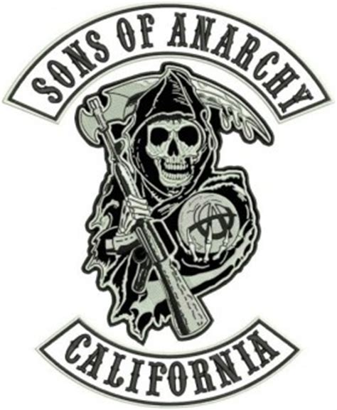 sons of anarchy patches the studio