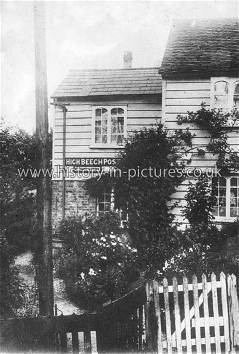 Epping Post Office by And Local Historic Pictures Around The Uk History In