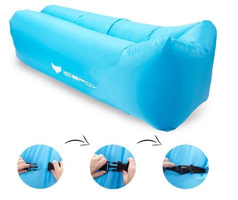 aufblasbare matratze air lounger icefox aufblasbare matratze f 252 r 29 99
