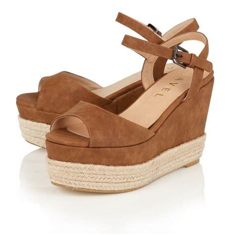 easton sandals buy ravel easton platform wedge sandals in