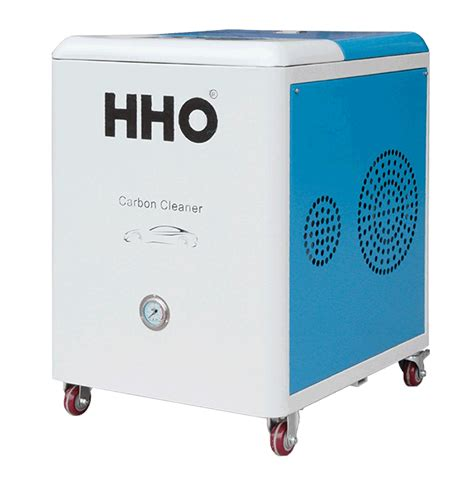 hho car engine carbon cleaning machineequipment hho