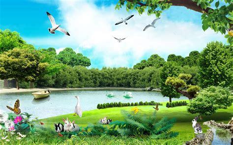new themes beautiful download beautiful summer day by lake hd wallpaper hd latest