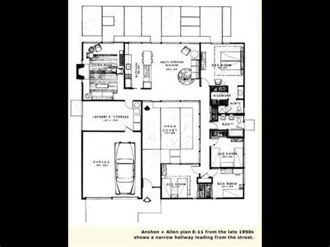 eichler floor plan 22 best images about eichlers exteriors on pinterest