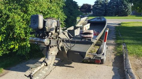 used gator mud motors for sale gator trax duck boat w 36 hp pro drive mud motor for sale