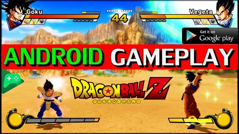 fan made dragon ball z game dragon ball z game on android gameplay no root hd 2017