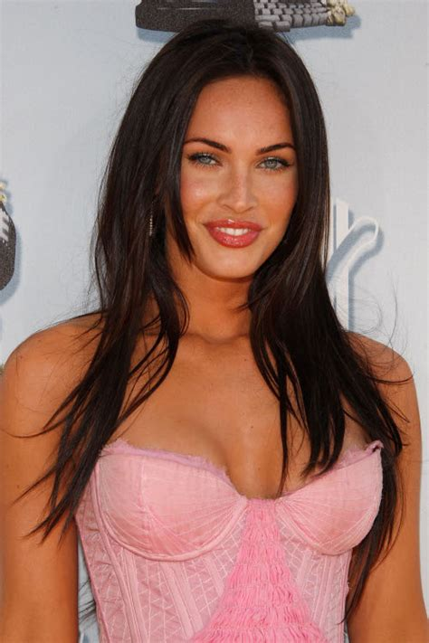 maquillage de megan fox