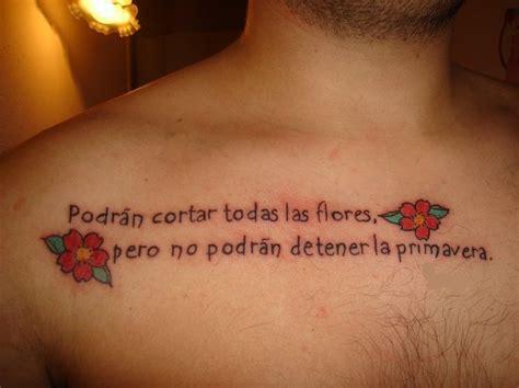 imagenes de tatuajes de frases tatuajes frases