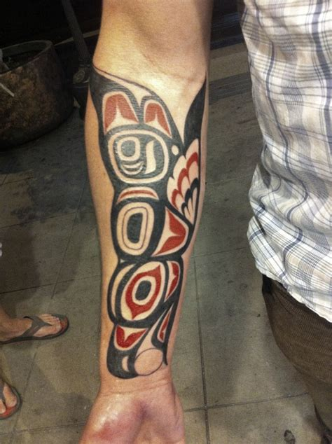 north american tribal tattoos collection of 25 haida leg design