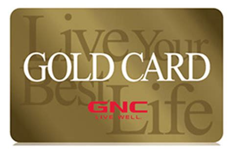 Gnc Gift Card Discount - 61 off gnc coupon codes for december 2017