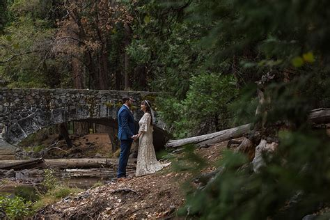 Yosemite Wedding by Majestic Yosemite Hotel And Yosemite Chapel Wedding