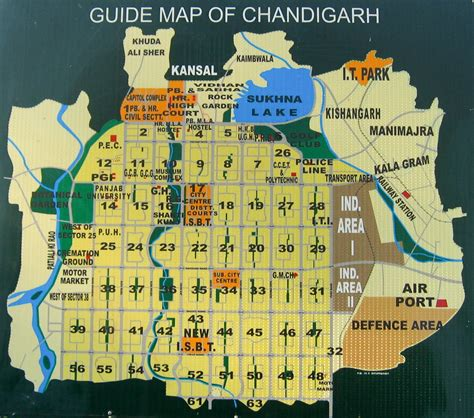 Grid Pattern Of Chandigarh | my travel blog chandigarh crumbling concrete grids and