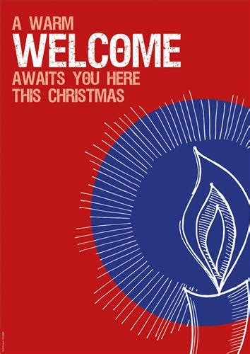 ca christmas welcome message warm welcome posters christian publishing and outreach cpo