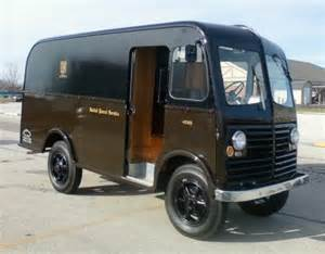 Ford Ups Ups Chevy Panel Delivery Truck The H A M B