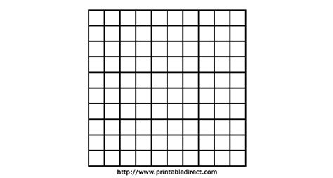 blank crossword puzzle template  square maths ideas