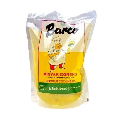 Minyak Goreng Barco 1 Liter jual daily deals barco pouch minyak goreng 2 liter