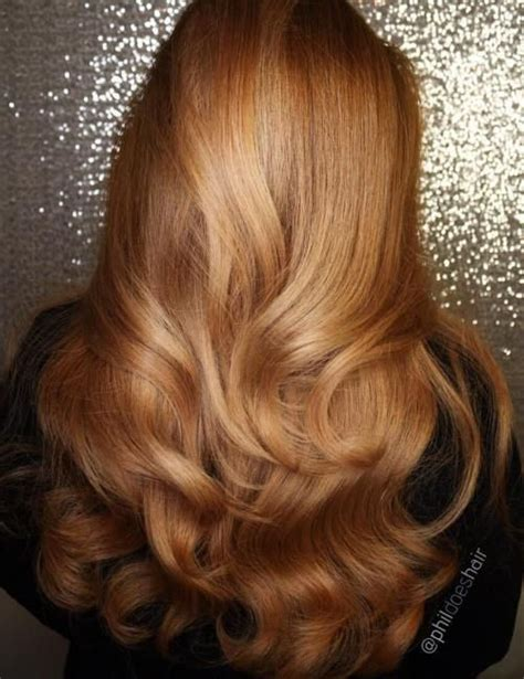 blonde and copper hairstyles 40 fresh trendy ideas for copper hair color golden