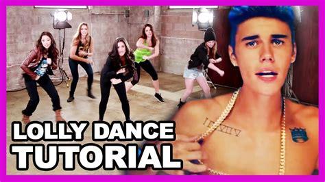 tutorial dance justin bieber justin bieber quot lolly quot dance tutorial clevver breakdown