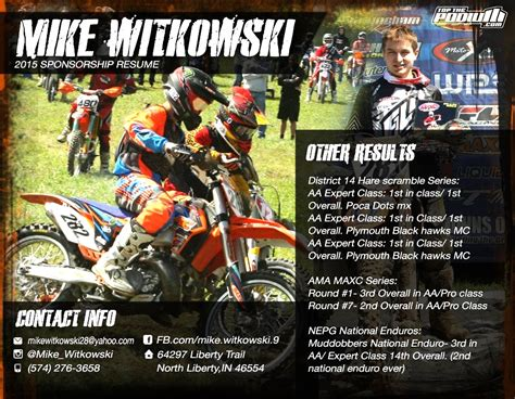 sidecar motocross racing motocross sponsorship resume sles shalomhouse us