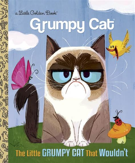 random house children s books random house to publish 3 little golden books starring grumpy cat galleycat