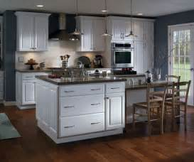 white thermofoil kitchen cabinets homecrest