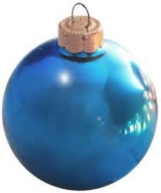 teal glass ball christmas ornament
