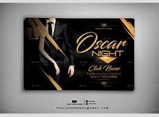 Oscar Night Flyer Template by FAS-DESIGN | GraphicRiver Fancy Text Generator