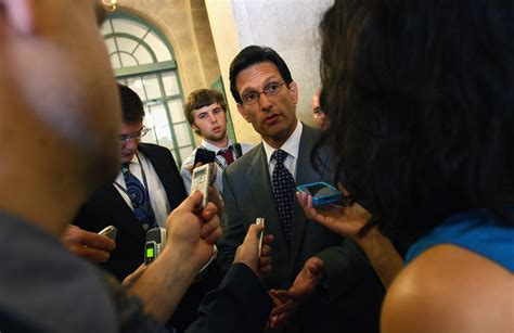 majority house leader house majority leader eric cantor and paul ryan give address on controlling costs of