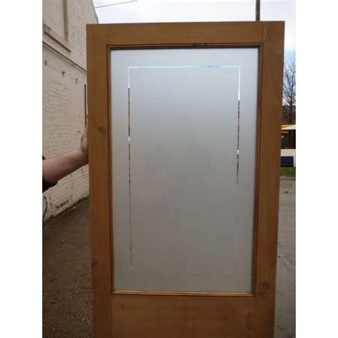 Etched Door Glass Secondhand Vintage And Reclaimed Doors And Windows Dd020 Etched Glass Doors With