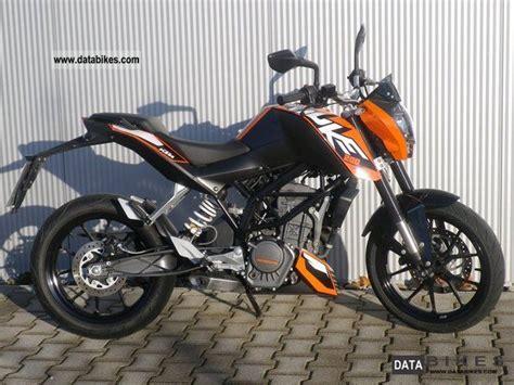 Ktm Duke 200 Price In Malaysia 2012 2012 Ktm Duke 200