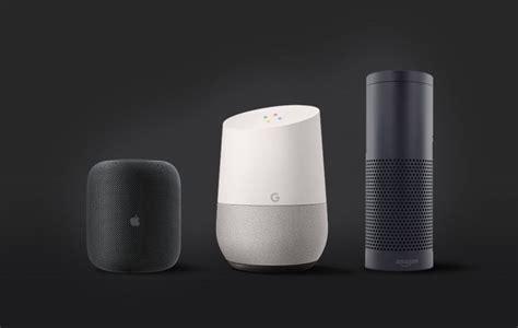amazon echo vs google home vs apple homepod apple homepod vs google home vs amazon echo byte