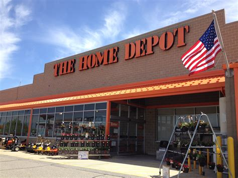 the home depot portland me business information