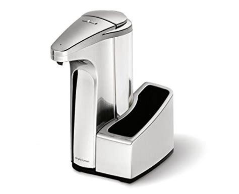 brushed nickel bathtub caddy simplehuman 13 oz sensor pump with caddy brushed nickel