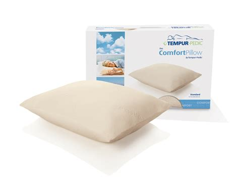 Comfort Pillow Tempurpedic by Packaging And Pop By Joshua Lehman At Coroflot