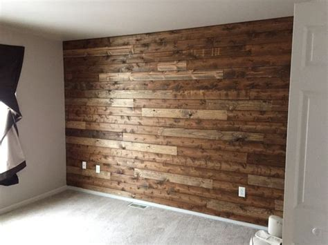 wood accent wall you are only a day away from your very own wooden accent