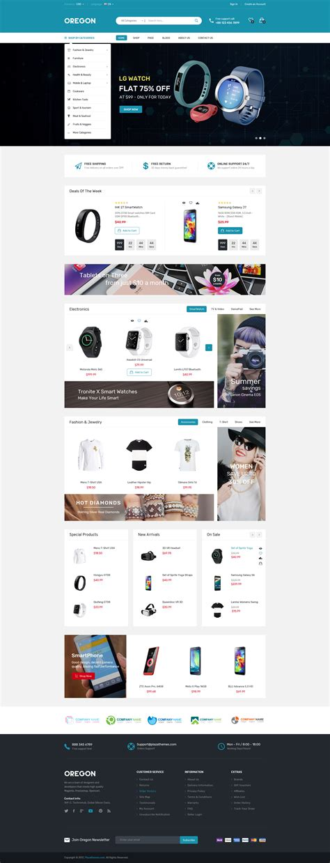 shopify themes for digital products oregon multipurpose shopify theme sectioned