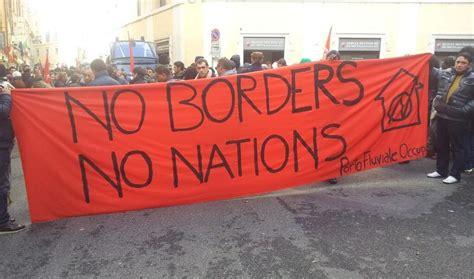 Sede Pd A Roma by Manifestazione Per La Chiusura Dei Cie Sotto La Sede